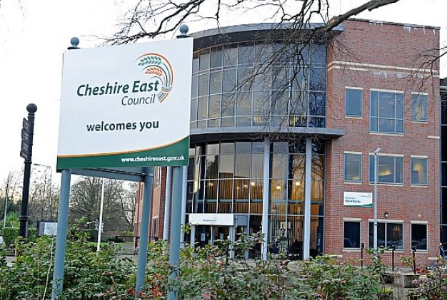 Image of Cheshire East Sandbach Offices
